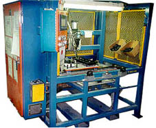 two axis automatic adhesive dispensing system
